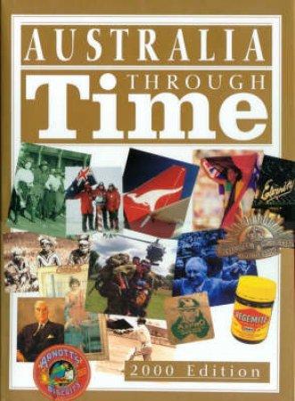 Australia Through Time 2000 by Various