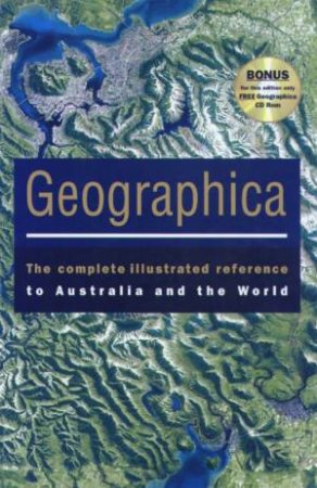 Geographica - Book & CD-ROM by Various