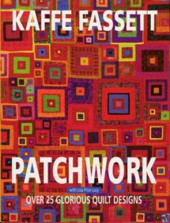 Kaffe Fassett Patchwork by Kaffe Fassett & Liza Prior Lucy