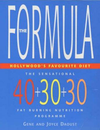 The Formula by Gene & Joyce Daoust