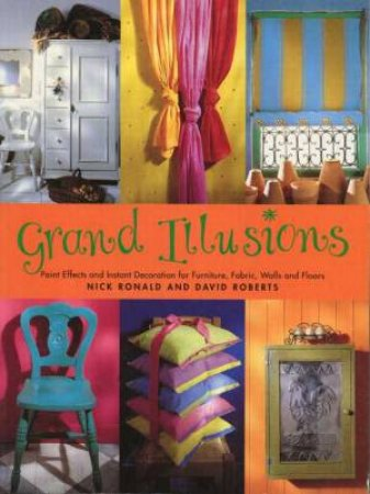 Grand Illusions by Nick Ronald & David Roberts