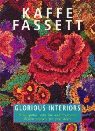 Glorious Interiors by Kaffe Fassett