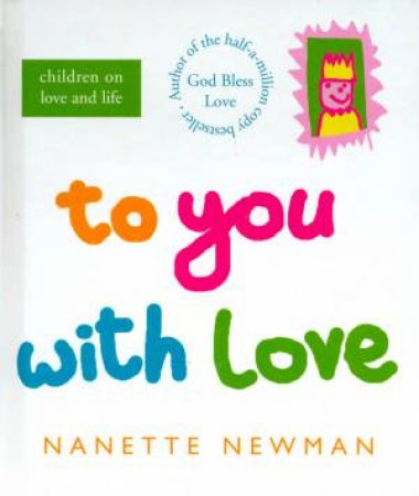 To You With Love by Nanette Newman