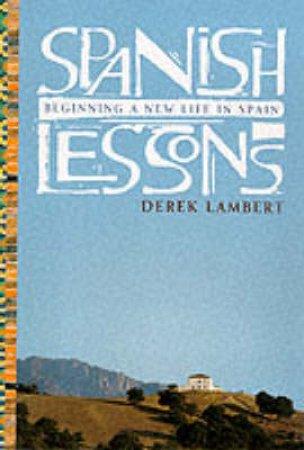Spanish Lessons by Derek Lambert