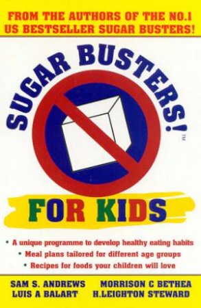Sugar Busters For Kids by Various