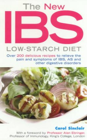 The New IBS Low Starch Diet by Carol Sinclair