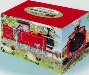 Little Red Train Mini Hardback by Ben Blathwayt
