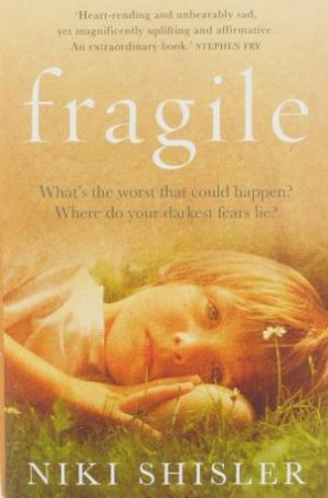 Fragile: A Mother's Journey Through Trauma by Niki Shisler