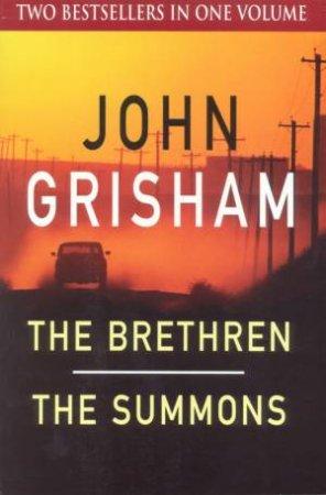 John Grisham Duo - The Brethren/The Summons by John Grisham