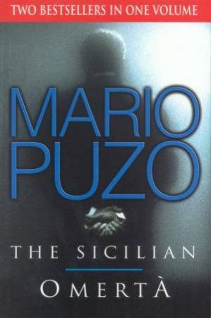Mario Puzo Duo - The Sicilian/Omerta by Mario Puzo