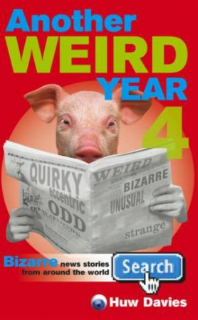 Another Weird Year 4 by H Davies