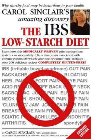 IBS Low-Starch Diet by Carol Sinclair