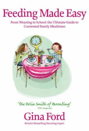 Feeding Made Easy by Gina Ford