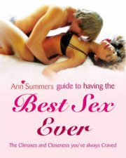 Ann Summers Guide To Having the Best Sex Ever
