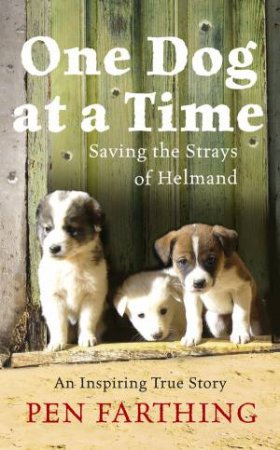 One Dog At a Time: Saving the Strays of Helmand by Pen Farthing