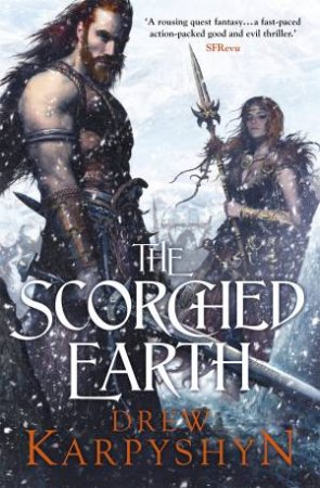 Scorched Earth by Drew Karpyshyn