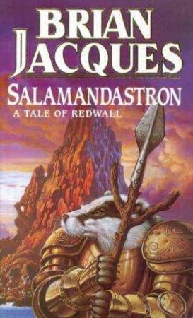 Salamandastron by Brian Jacques