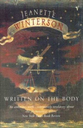 Written On The Body by Jeanette Winterson