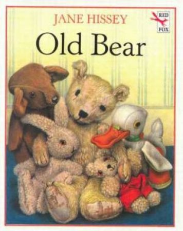 Mini: Old Bear by Jane Hissey