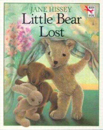 Little Bear Lost - Mini by Jane Hissey