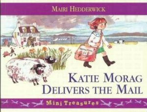 Red Fox Mini Treasures: Katie Morag Deliver Mail by Mairi Hedderwick