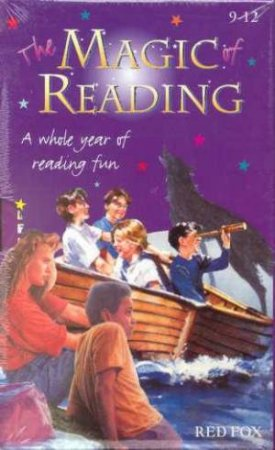 The Magic Of Reading Box Set: Purple by Various
