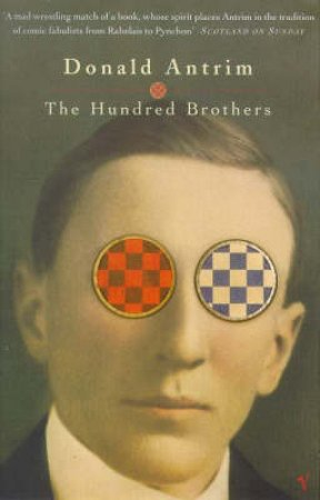 The Hundred Brothers by Donald Antrim
