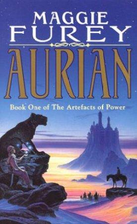 Aurian by Maggie Furey
