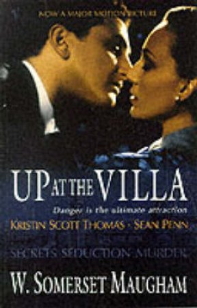 Up At The Villa - Film Tie-In by W Somerset Maugham