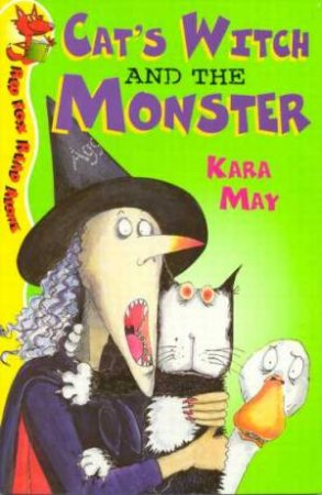 Red Fox Read Alone: Cat's Witch And The Monster by Kara May