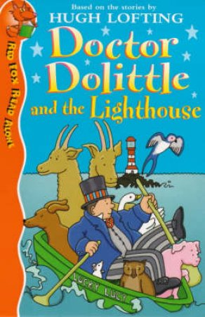 Red Fox Read Alone: Dr Dolittle And The Lighthouse by H Lofting