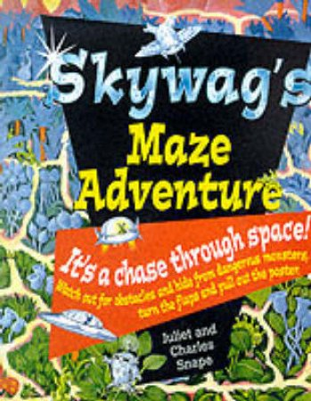Cosmic Mazes: Skywags Maze Adventure by J & C Snape