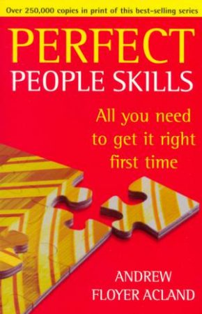 Perfect People Skills by Andrew Floyer Acland