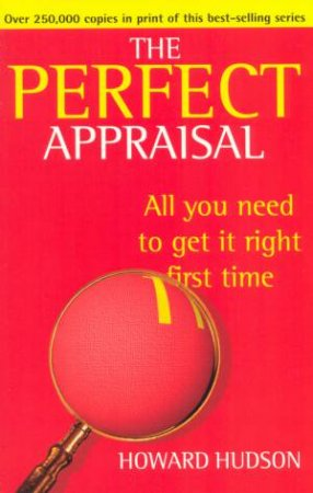 The Perfect Appraisal by Howard Hudson