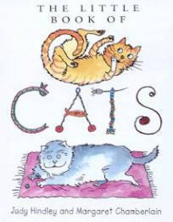 The Little Book Of Cats by Judy Hindley