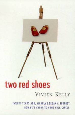 Two Red Shoes by Vivien Kelly