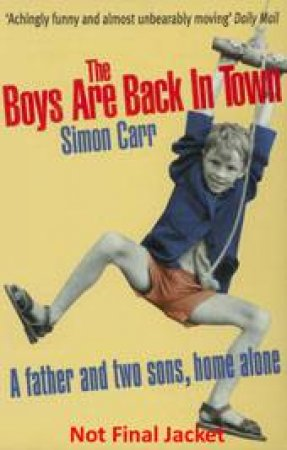 Boys Are Back in Town: A Father and Two Sons Home Alone by Simon Carr