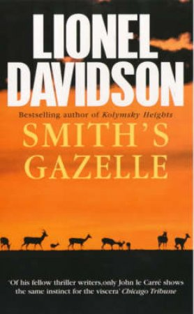 Smith's Gazelle by L Davidson