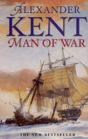 Man Of War by Kent Alexander