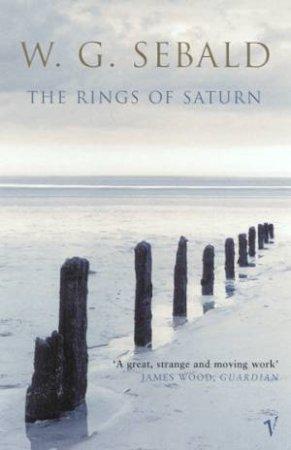 Rings Of Saturn by W G Sebald