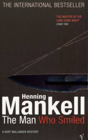 Man Who Smiled by Henning Mankell