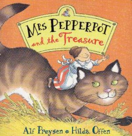 Mrs Pepperpot And The Treasure by Alf Proysen