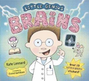 Little Genius: Brains by Katy Lennard
