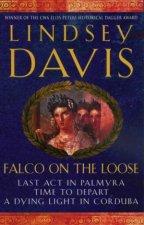 A Marcus Didius Falco Omnibus Falco On The Loose