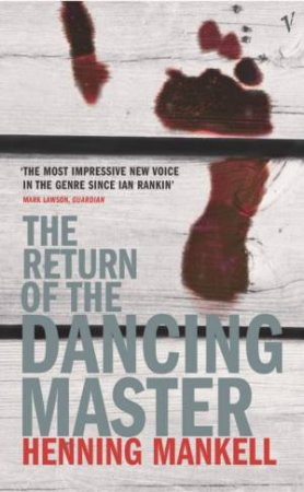 Return Of The Dancing Master by Henning Mankell
