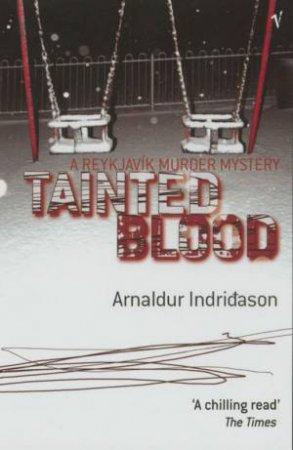 Tainted Blood by Arnaldur Indridason
