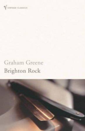 Vintage Classics: Brighton Rock by Graham Greene