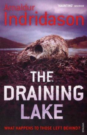 Draining Lake by Arnaldur Indridason