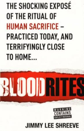 Blood Rites by Shreeve Jimmy