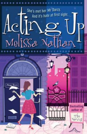 Acting Up by Melissa Nathan